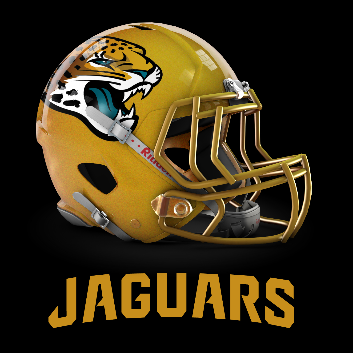 jaguars helmet and home uni concept concepts chris. Black Bedroom Furniture Sets. Home Design Ideas
